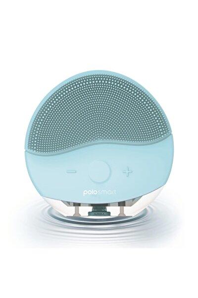 Psc09 Sonic Titreşimli Yüz Temizleme Cihazı Mavi