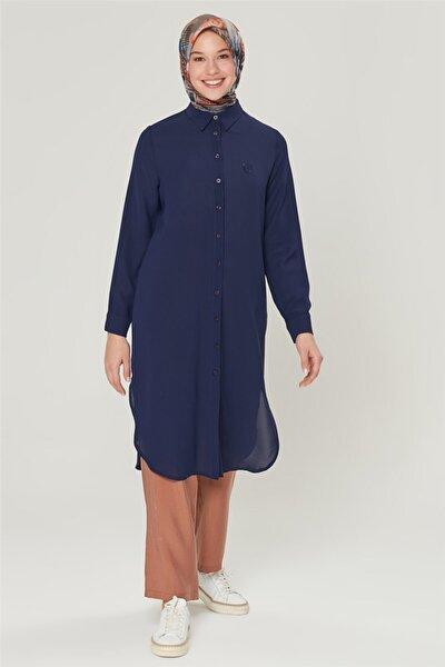 Kadın Kahverengi Beli Lastikli Pantolon 20ya3816