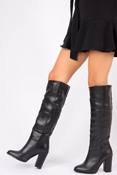 Siyah Kadın Çizme G922920509