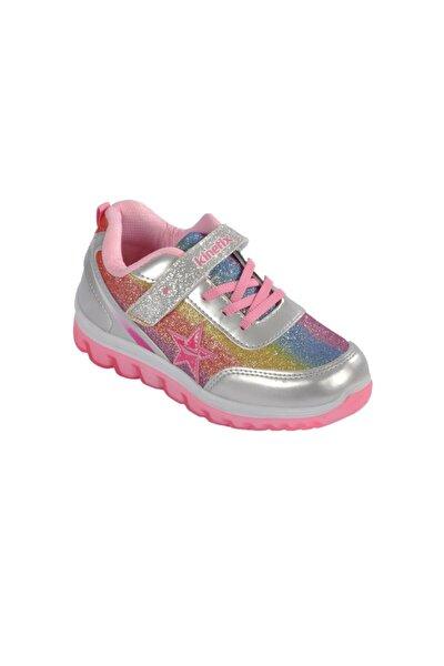 SIMA 9PR Gümüş Kız Çocuk Yürüyüş Ayakkabısı 100427305