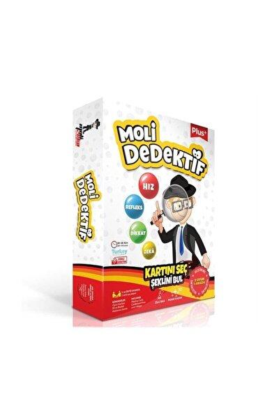Moli Dedektif Plus - 2 Oyun 1 Arada - Çocuk Ve Genç Versiyonlu