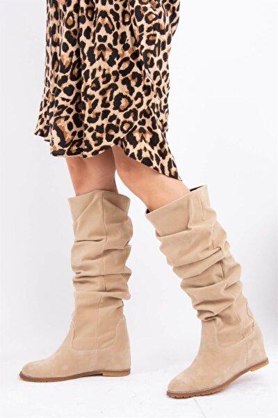 Vizon Kadın Çizme E735051702