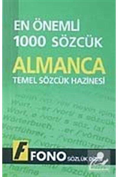 En Önemli 1000 Sözcük Almanca & Temel Sözcük Hazinesi
