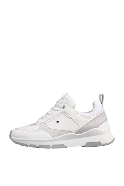 Kadın Sporty Chunky Leather Sneakers Fw0fw05287