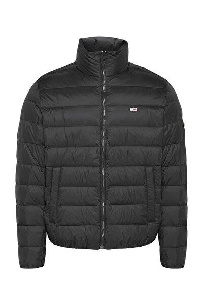 Erkek Siyah Mont Tjm Packable Lıght Down Jacket DM0DM08678