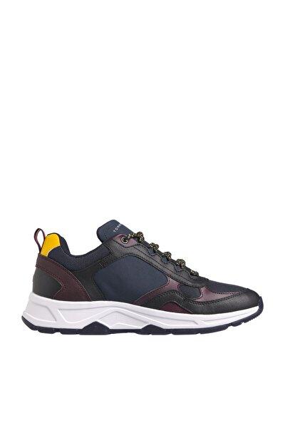 Erkek Mavi Sneaker Fashıon Mıx Sneaker FM0FM03083