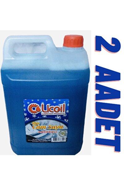 Antifrizli &parfümlü&şampuanlıoto Cam Suyu -12 10 Litre