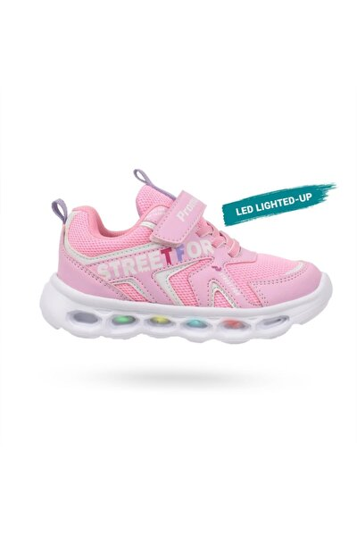 Led Işıklı Anatomik Çocuk Spor Ayakkabısı