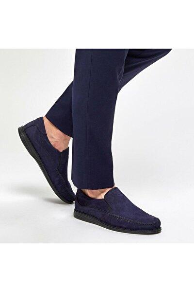 91.105517NM Lacivert Erkek Klasik Ayakkabı 100370758