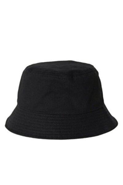 Siyah Balıkçı Şapka Bucket Hat