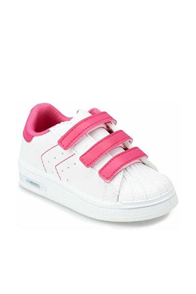 MONTY Beyaz Pembe Kız Çocuk Sneaker 100296810