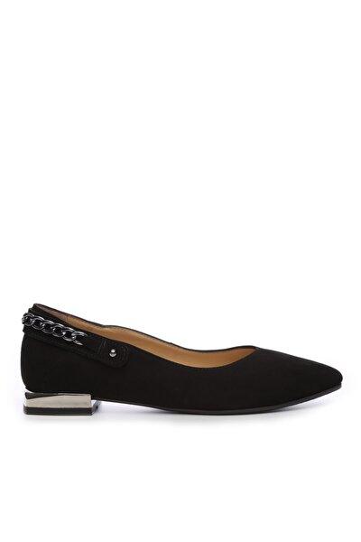 Kadın Derı Babet Ayakkabı 94 1177 Bn Ayk Sk19-20