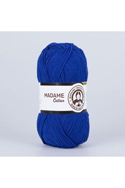 Mavi Madame Cotton El Örgü İpi 012