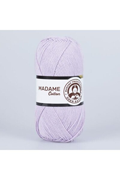 Lila Madame Cotton El Örgü Ipi 030