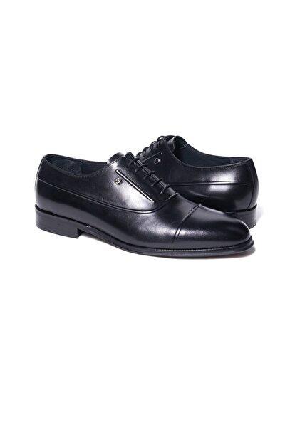 Erkek Neolit Taban Ayakkabı 377310-7 Siyah