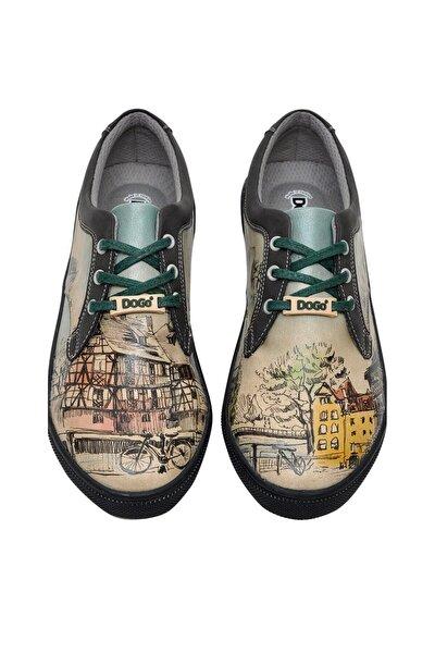 Çok Renkli Kadın Ayakkabı DGS017-CRD005