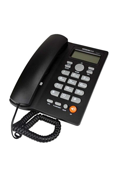 Dex-025cıd Masaüstü Kablolu Ekranlı Telefon