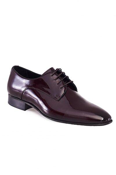 Erkek Bordo Klasik Rugan Ayakkabı