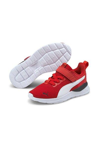 Anzarun Lite AC PS Poppy Red-Puma White