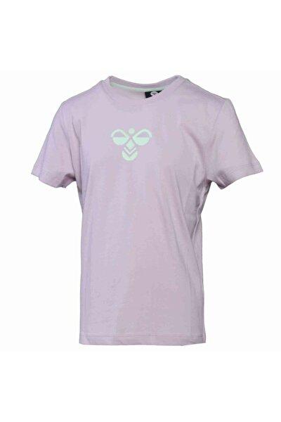 Unisex Camel Kısa Kollu Tişört