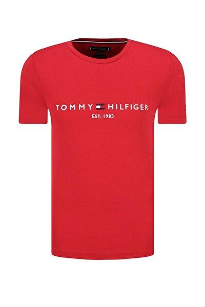 Erkek Kırmızı Logo Tee T-shirt Mw0mw11797