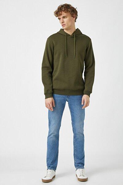 Erkek Orta İndigo Jeans 1KAM45240LD