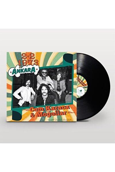 PLAK - Cem Karaca & Moğollar- 2.2.1973 Ankara