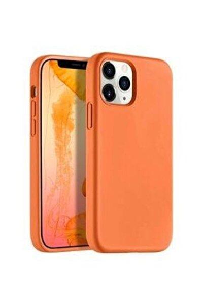 Iphone 12 Pro Max Uyumlu Kadife Lansman Silikon Kılıf