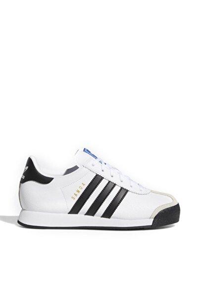 Unisex Çocuk Beyaz Samoa J Günlük Ayakkabı Eg1578
