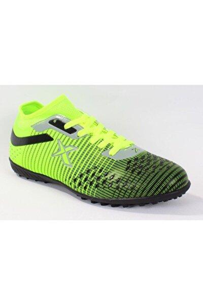 BISPO TF Neon Yeşil Erkek Halı Saha Ayakkabısı 100506135