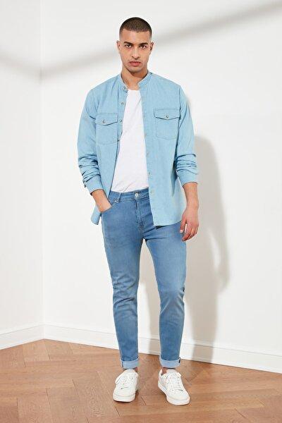 Mavi Erkek Tapared Skinny Jeans TMNSS21JE0206