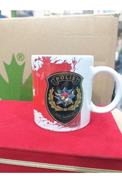 Pöh Polis Özel Harekat Kupa Bardak