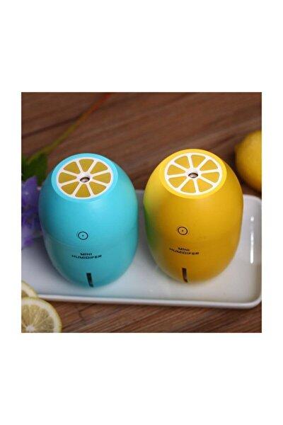 Efsane Limon Tipi Hava Nemlendirici Işıklı Buhar Makinesi 180 ml