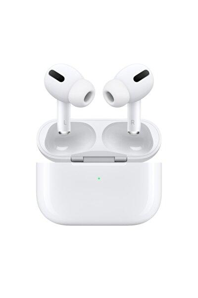 Super Copy Beyaz Airpods Pro Wireless Logolu Ve Seri Numaralı A+ Kalite Ios Ve Android Uyumlu