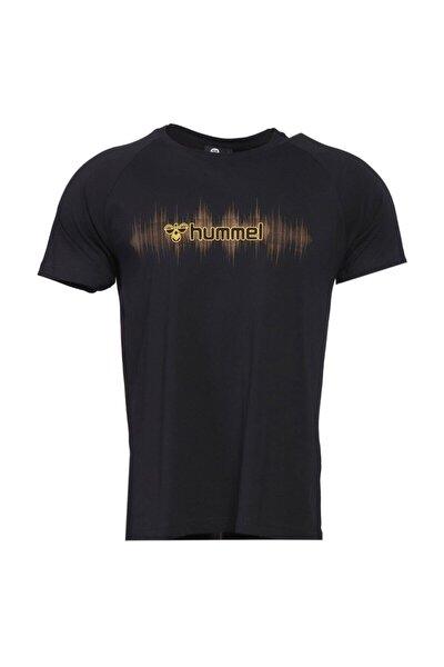 HMLPITA T-SHIRT S/S TEE Siyah Erkek T-Shirt 101086322