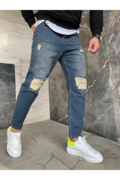 Erkek Boy Friend Jeans