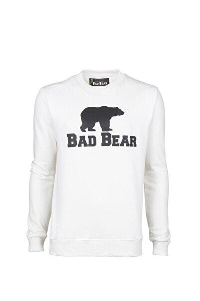 Crewneck Baskılı Pamuklu Erkek Sweatshirt 20.02.12.011