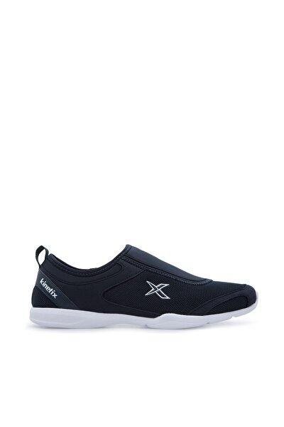 Lacivert Beyaz Erkek Yürüyüş Ayakkabısı Macon