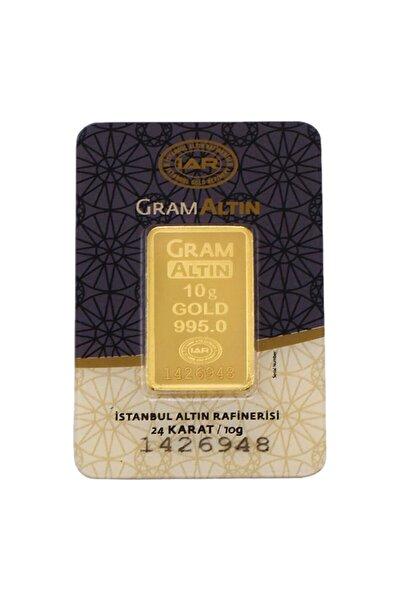 10 g Külçe Altın 24 Ayar