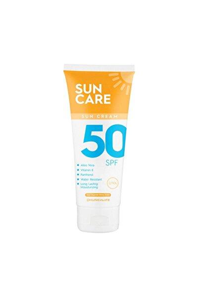 Sun Care Güneş Koruyucu Krem Spf 50 Yüksek Koruma