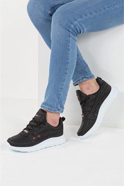 Erkek Siyah Spor Ayakkabı 033