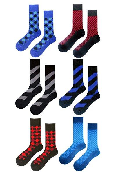 Erkek Penye Çorabı 12 Çift