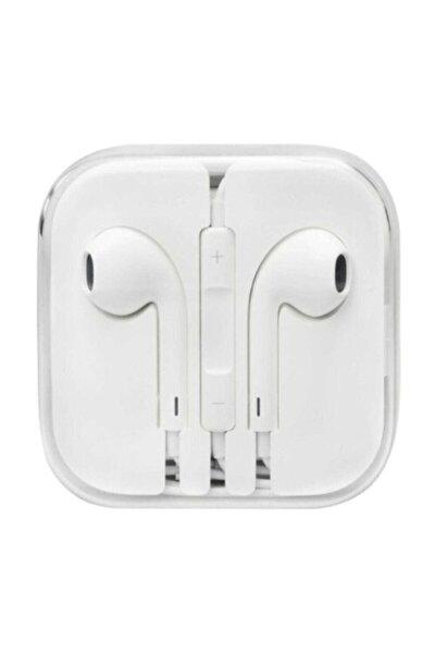 Beyaz İPhone Mobil Kulaklık