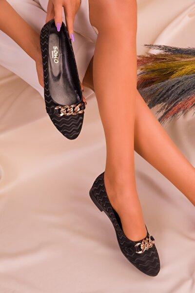 Siyah Kadın Babet 16150