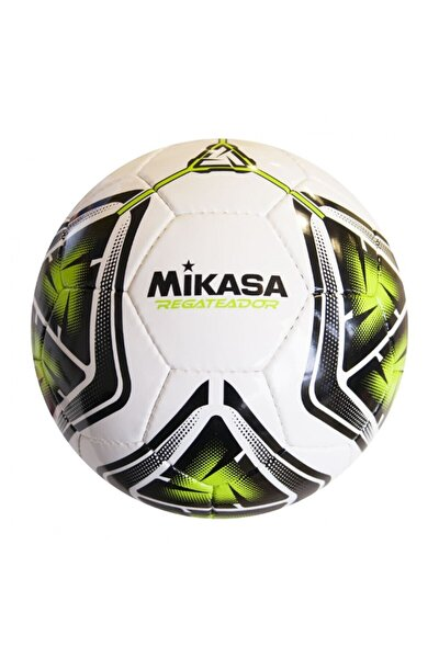 Beyaz Yeşil Futbol Topu Regateador5-g
