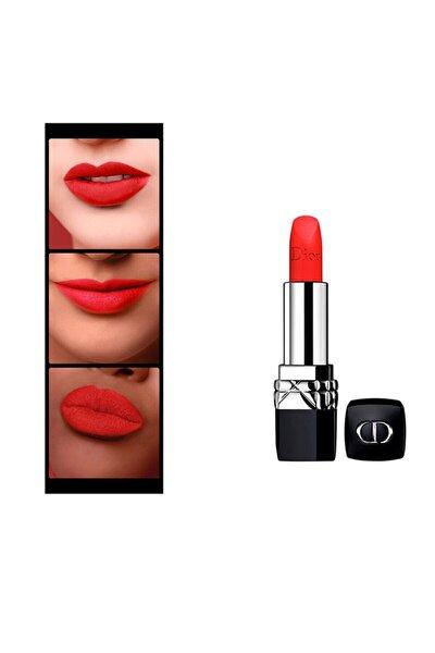 Mat Ruj - Rouge Dior Mat 634 3348901309806