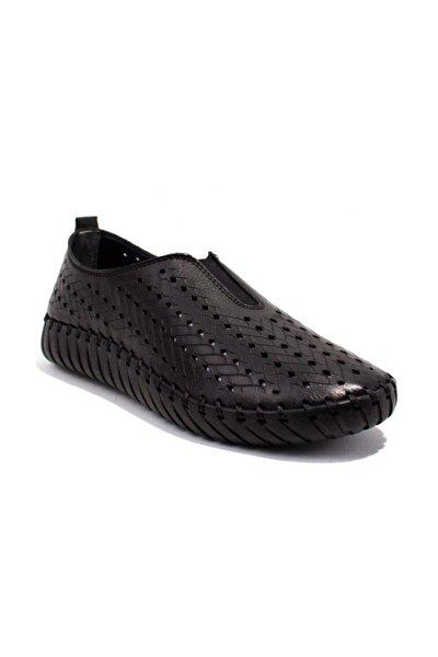 103211.Z1FX Siyah Kadın Klasik Ayakkabı 101000710