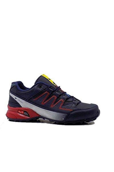 Wanderfull - Unisex Spor Ayakkabı - 4078 - Cilt-lac-gümüş-kır - 37