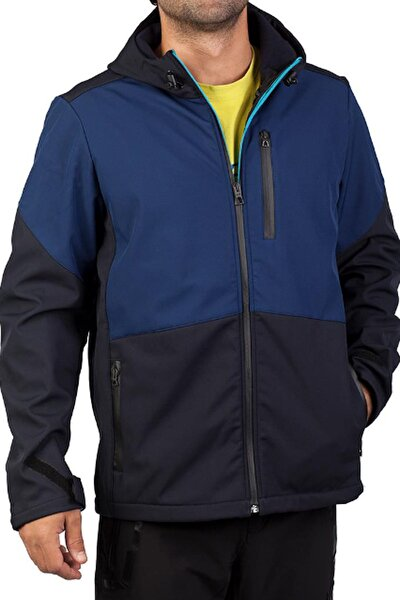 Erkek Softshell Outdoor Mont Exm291140Lac