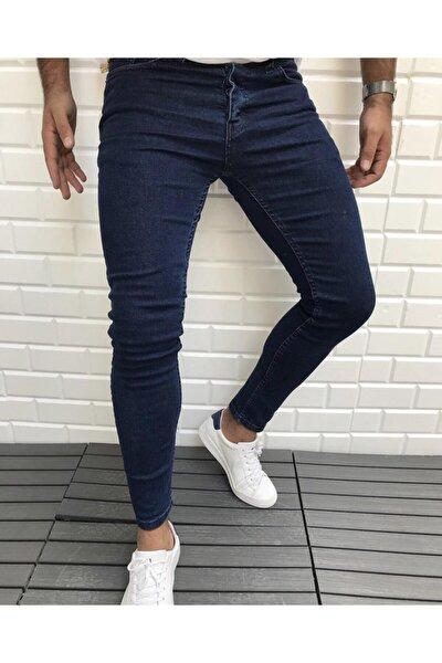 Slim Fit Erkek Kot Pantolon